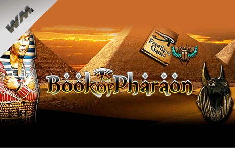 book of pharaon spielautomat - world match