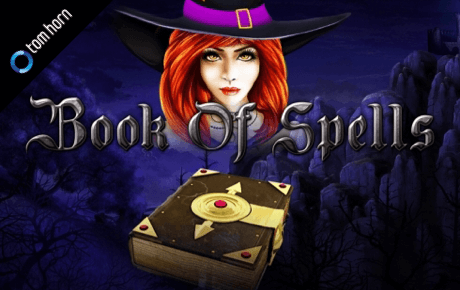 book of spells spielautomat - tom horn gaming