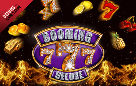 booming seven deluxe spielautomat - booming games