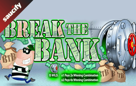 break the bank spielautomat - saucify betonsoft