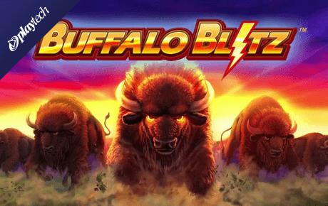 buffalo blitz spielautomat - playtech