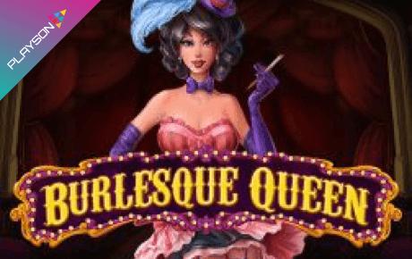 burlesque queen spielautomat - playson