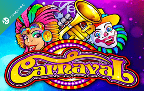 carnaval spielautomat - microgaming