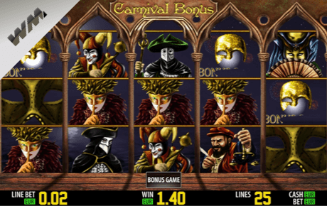 carnival bonus spielautomat - world match