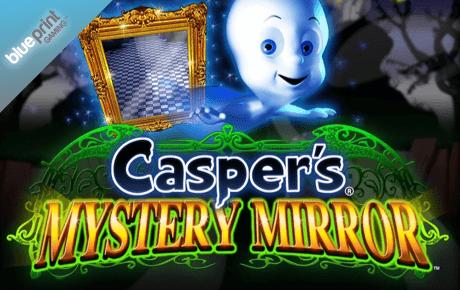 caspers mystery mirror spielautomat - blueprint gaming