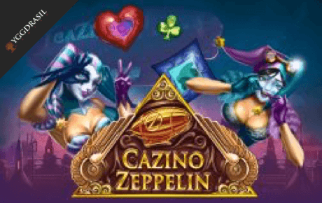 cazino zeppelin spielautomat - yggdrasil gaming