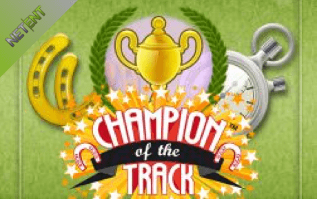 champion of the track spielautomat - netent