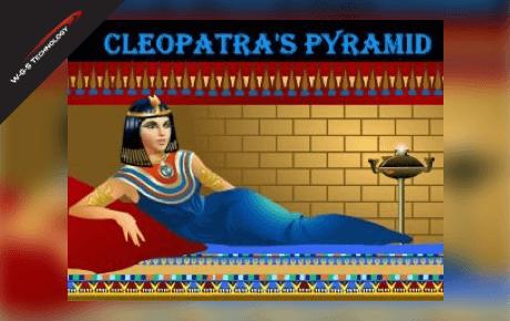 cleopatras pyramid spielautomat - wgs technology vegas