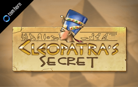 cleopatras secret spielautomat - tom horn gaming
