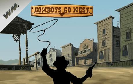 cowboys go west spielautomat - world match