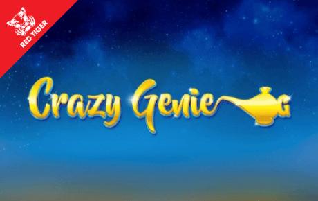 crazy genie spielautomat - red tiger gaming