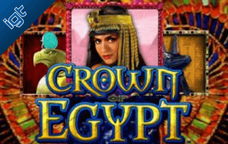 crown of egypt spielautomat - igt wagerworks
