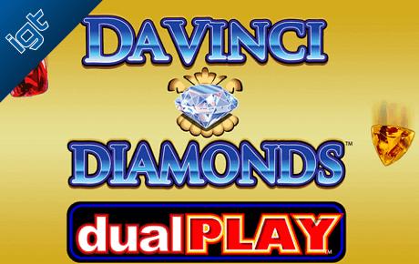 da vinci diamond dual play spielautomat - igt wagerworks