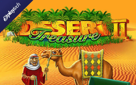desert treasure spielautomat - playtech