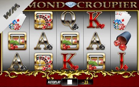 diamond croupier spielautomat - world match