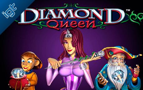 diamond queen spielautomat - igt wagerworks