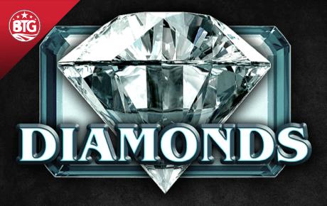 diamonds spielautomat - big time gaming