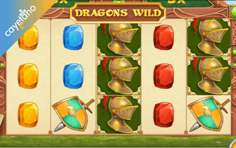 dragons wild spielautomat - cayetano gaming