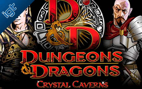 dungeons and dragons crystal caverns spielautomat - igt wagerworks