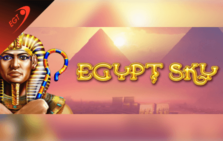 egypt sky spielautomat - euro games technology