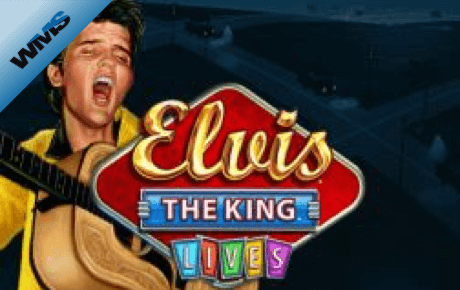elvis the king lives spielautomat - wms williams interactive