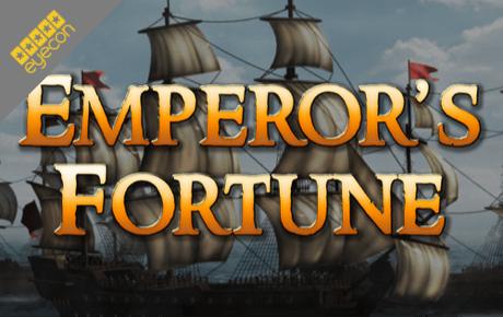 emperors fortune spielautomat - eyecon