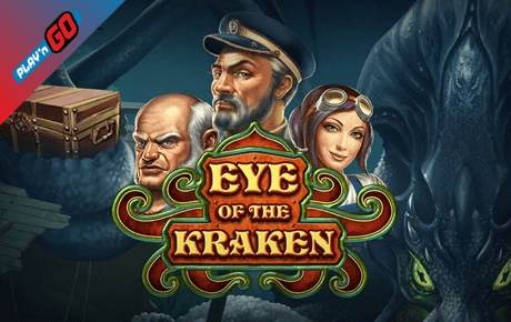 eye of the kraken spielautomaten - playn go