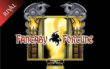 fantasy fortune spielautomat - rival