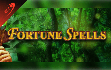 fortune spells spielautomat - euro games technology