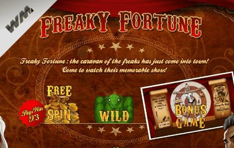 freaky fortune slot machine online