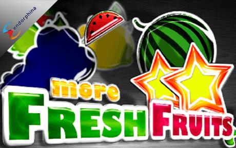 fresh fruits spielautomat - endorphina