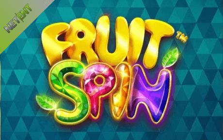 fruit spin spielautomat - netent
