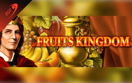 fruits kingdom spielautomat - euro games technology