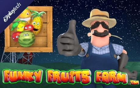 funky fruits farm spielautomat - playtech