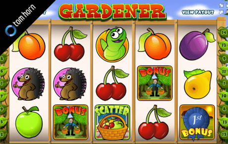 gardener spielautomat - tom horn gaming