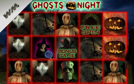 ghosts night spielautomat - world match