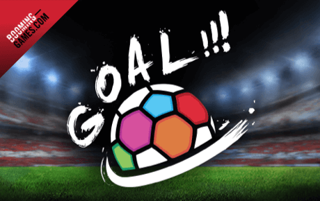 goal spielautomat - booming games