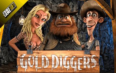 gold diggers spielautomat - betsoft