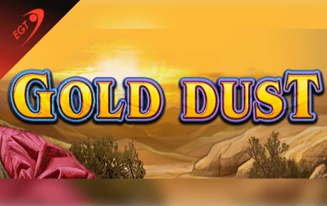 gold dust spielautomat - euro games technology