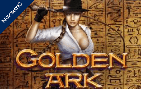 golden ark spielautomat - novomatic