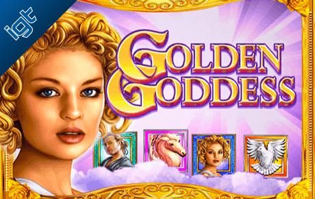 golden goddess spielautomat - igt wagerworks