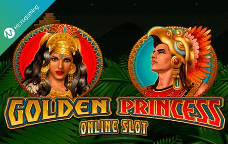 golden princess spielautomat - microgaming