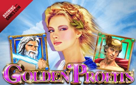 golden profits spielautomat - booming games