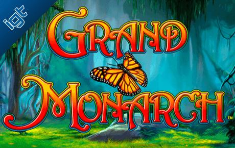 grand monarch spielautomat - igt wagerworks