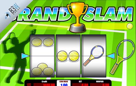 grand slam spielautomat - b3w group