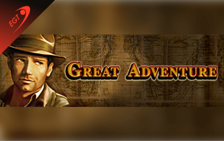 great adventure spielautomat - euro games technology