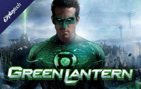 green lantern spielautomat - playtech