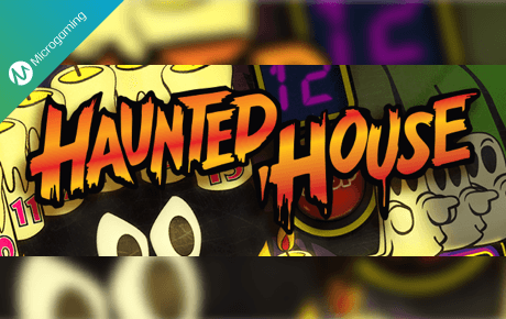haunted house spielautomat - microgaming
