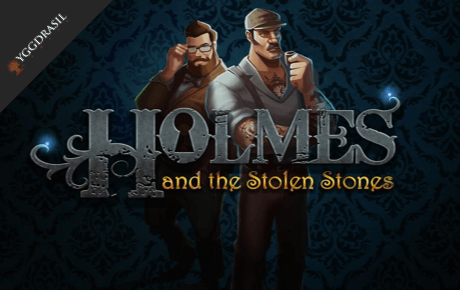 holmes and the stolen stones spielautomat - yggdrasil gaming