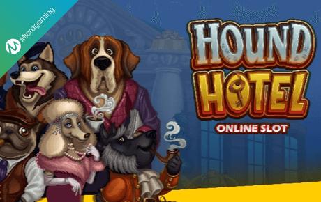 hound hotel spielautomat - microgaming